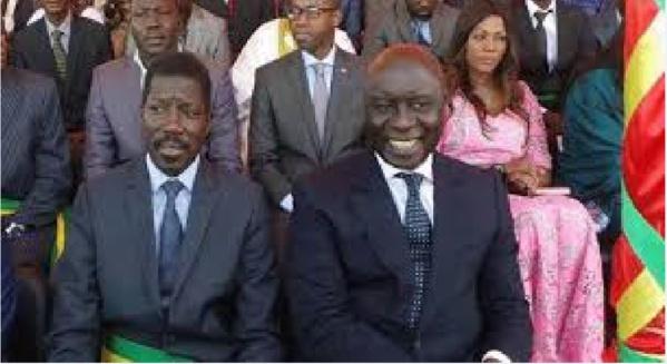 Talla Sylla et Idrissa Seck, seront-ils toujours en alliance aux législatives de 2017?