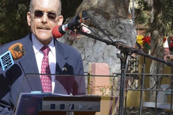 L'ambassadeur des USA au Sénégal, James p. Zumwalt dira au revoir au Sénégal... à Ziguinchor