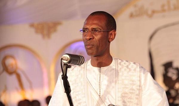 Le ministère de l'intérieur, Abdoulaye Daouda Diallo