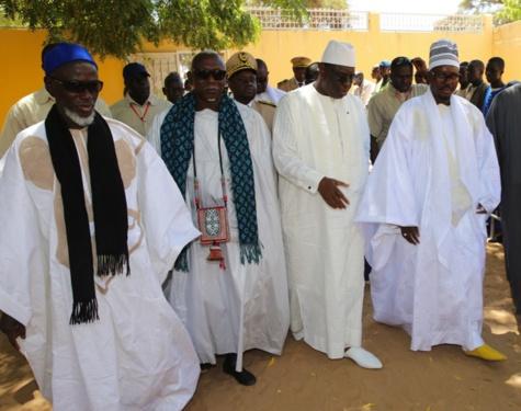 Echos du Grand Magal : Le président Macky Sall attendu aujourdhui à Touba