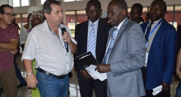 Diamniadio : le commissaire aux comptes de la Cedeao salue l'élan du développement industriel du Plan Sénégal Emergent