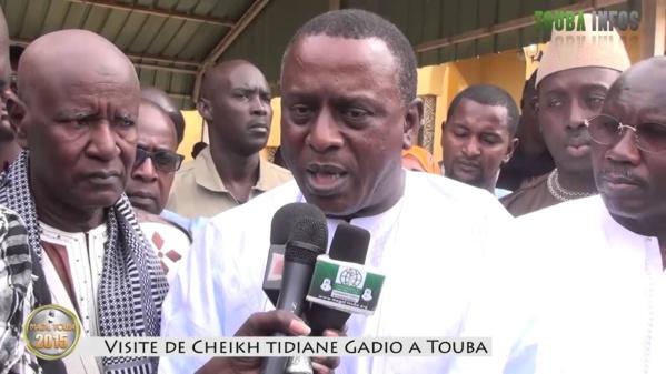 Cheikh Tidiane Gadio : «Le Magal de Touba ne devrait pas être un lieu où la classe politique sénégalaise règle ses problèmes politiques»