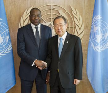Conseil de sécurité:  Ban-Ki moon attendu au débat initié par le Sénégal