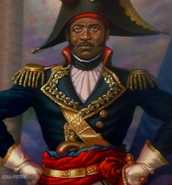 Jacques Dessalines, le chef militaire haïtien qui a défait l'armée française