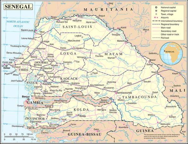 Ce 18 novembre, est célébrée la journée internationale des GIS (systèmes d'information géographiques)