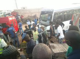 Touba 2016: 36 accidents avec 201 victimes dont 5 morts sur la route du Magal