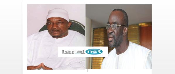 Touba : Moustapha Cissé Lô et Serigne Abdou Fatah Falilou Mbacké ont fumé le calumet de la paix