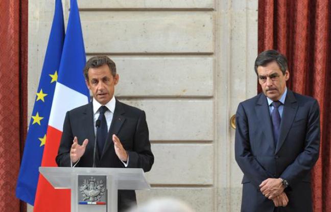 Primaire de la droite en France: Sarkozy éjecté, un duel Fillon-Juppé au second tour