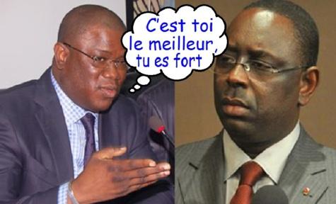 Entrée de l'Ucs dans le gouvernement : l'heure aux derniers réglages entre Abdoulaye Baldé et Macky Sall
