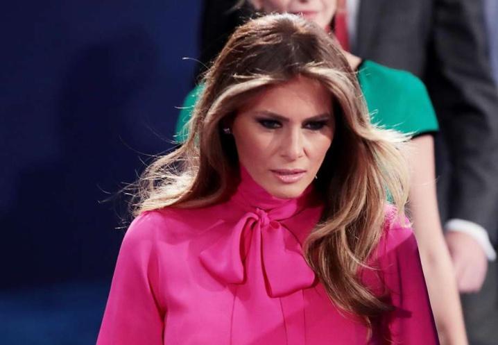 Melania Trump pourrait ne pas déménager à la Maison Blanche