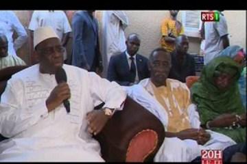 """Le Président Macky Sall contre les dots mirobolantes : """"Arrêtons de demander aux gens ce qu'ils n'ont pas..."""""""