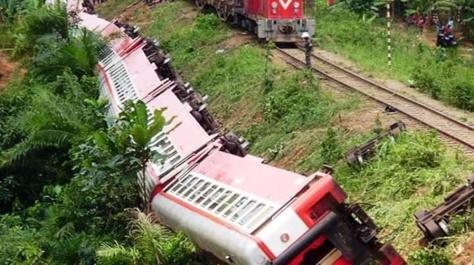 Déraillement d'un train au Cameroun : la justice sur les rails