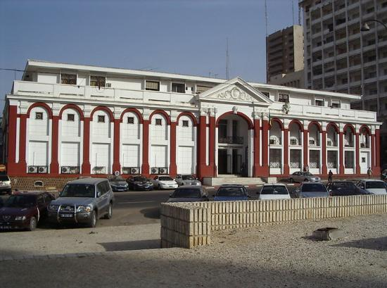 Siège du ministère  des Affaires étrangères et des sénégalais de l'extérieur
