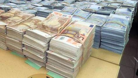 Blanchiment d'argent de la drogue: des arrestations en France, aux Pays-Bas et en Belgique