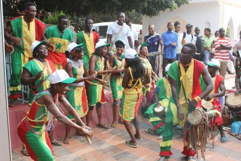 (26 Photos): Ouverture de la Foire internationale de Dakar