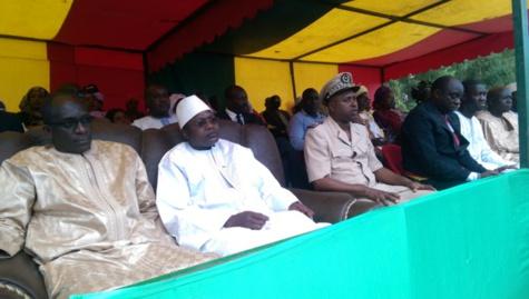 """Abdoulaye Diouf Sarr à l'inauguration d'infrastructures à Bambilor : """"L'Acte III est une véritable révolution pour le développement local"""""""