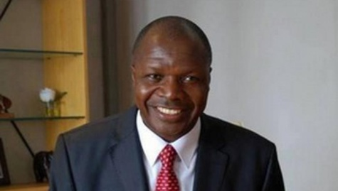 Albert Mabri Toikeusse, ex-ministre ivoirien des Affaires étrangères, a été limogé le 25 novembre 2016. © mabritoikeusse.org