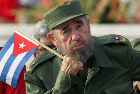 Décès de Fidel Castro: synthèse des réactions notées partout dans le monde