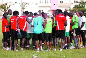 L'AFFICHE - Sénégal-Gambie, aujourd'hui à 16h Gmt, à Lss : Balle de match !