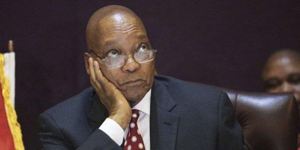 Afrique du Sud : trois ministres appellent à la démission du Président Jacob Zuma