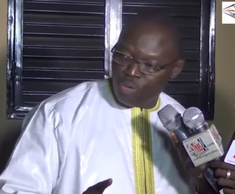 """Babacar Pascal Dione, Pdt du Mouvement """"Dolil Macky"""": """"Je vais porter l'estocade à Idrissa Seck et apporter la victoire à Macky Sall (vidéo)"""