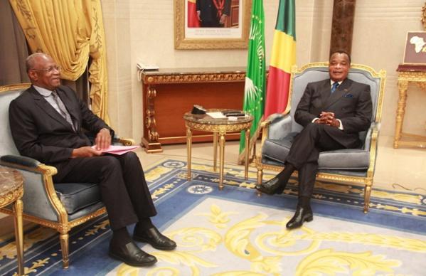 Congo - ONU: Denis Sassou N'Guesso et Abdoulaye Bathily échangent sur la situation politique et sécuritaire en Afrique centrale.