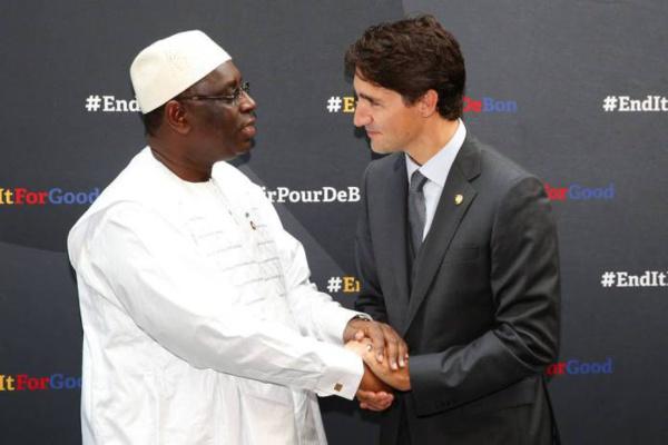 Respect des droits des homosexuels : Après Barack Obama, Macky Sall remet le PM canadien Justin Trudeau à sa place