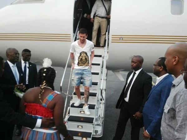 Crash d'avion : Messi et les Argentins ont voyagé il y a dix-huit jours dans l'appareil qui s'est écrasé en Colombie.