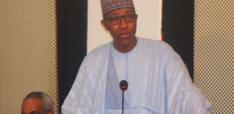 Abdoul Mbaye, hier, lors de  la cérémonie de dédicace du livre de Sidy Lamine Niasse