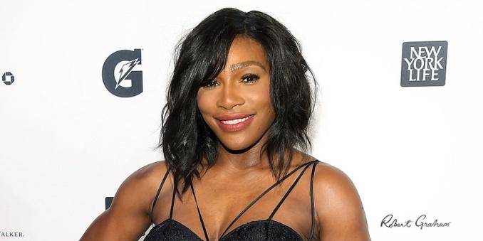 Serena Williams publie une lettre à propos du sexisme dans le sport