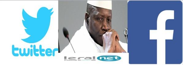 Décryptage- Leral : Facebook, Twitter, Whatsapp … sonneront-ils le glas du règne de Jammeh ?