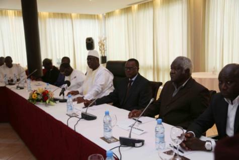 Reforme de la Justice : Macky Sall mobilise ses alliés et décroche leur soutien