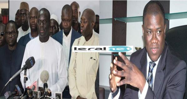 Abdoulaye Baldé : «  le Fpdr et le Front Mànkoo Wattu senegal, ne sont en ce que des polichinelles pour personne »