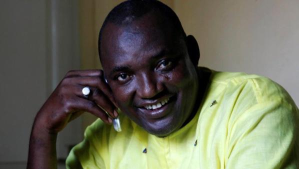Adama Barrow, président gambien : «le Sénégal entoure la Gambie. Notre meilleur ami au monde devrait donc être le Sénégal»
