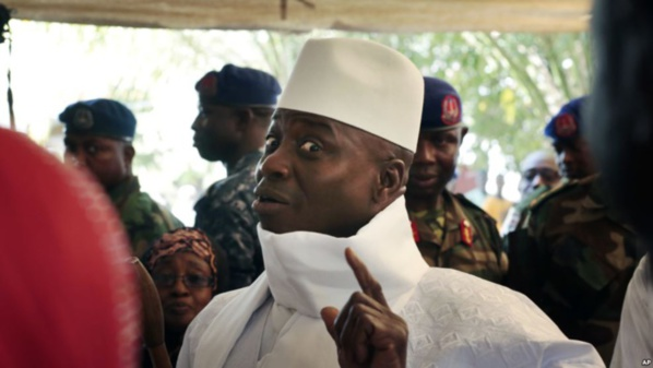 Gambie: Comment Yahya Jammeh a tenté de confisquer le pouvoir aux premiers heures de sa défaite...