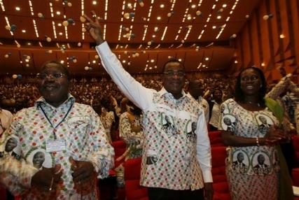 Côte d`Ivoire: le RDR veut enrôler des 'étrangers', affirme un cadre du FPI