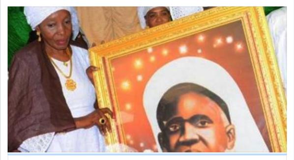 Feue Fatoumata Mactar Ndiaye, poignardée à mort par son chauffeur Samba Sow.