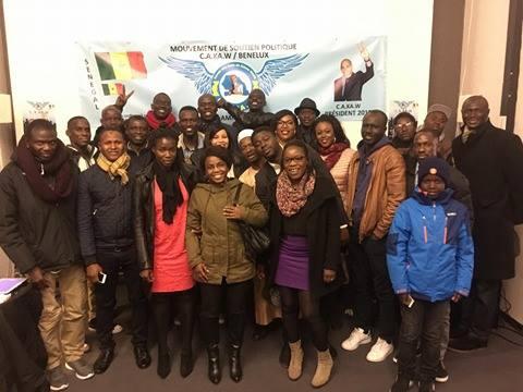 Belgique : CAKAW, le sens du mouvement de soutien à Karim Wade