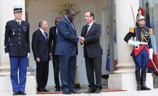 Visite d'Etat de Macky Sall à Paris du 18 au 23 décembre : plusieurs rencontres en vues pour des entretiens