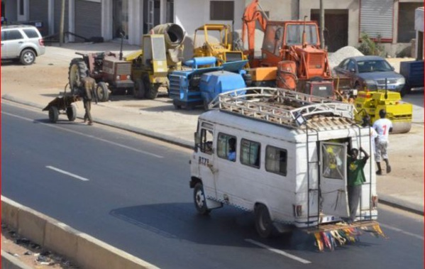 Situation en Gambie : Les transporteurs Sénégalais menacent !