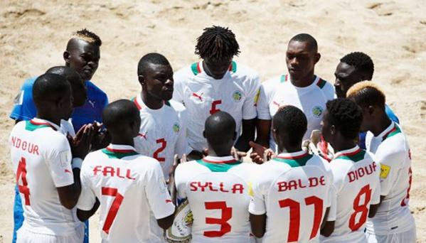 CAN Beach Soccer 2016: le Sénégal bat le Madagascar et se qualifie pour les demies finales
