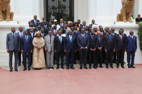 Communique du conseil des ministres du 14 décembre 2016