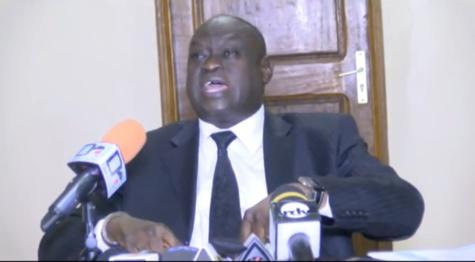 """Me El Hadji Diouf sur la plainte de Frank Timis contre les leaders de Manko: """"Ils sont avertis, les auditions démarreront bientôt"""""""