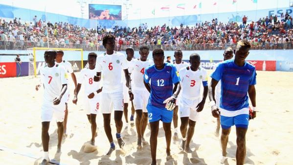 CAN Beach soccer 2016 - Le Sénégal en finale et qualifié pour le Mondial
