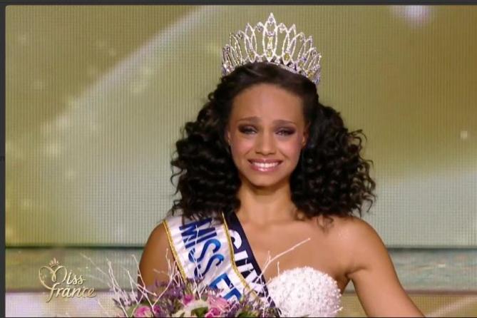 Aliciaay Liesoff  Miss Guyane