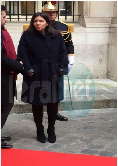 Anne Hadilgo maire de Paris