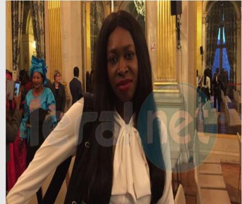 Mariama Sow co présidente du conseil national des français de la diversité chez les républicains