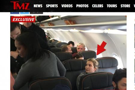 Deux passagers débarqués d'un avion pour avoir apostrophé Ivanka Trump