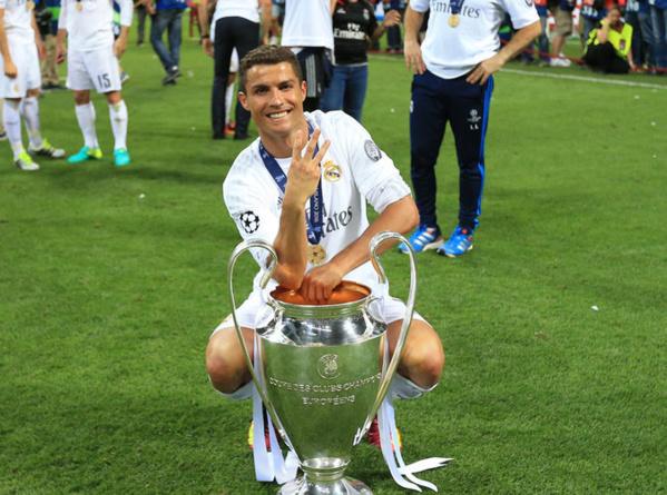 Nouveau trophée individuel pour Cristiano Ronaldo