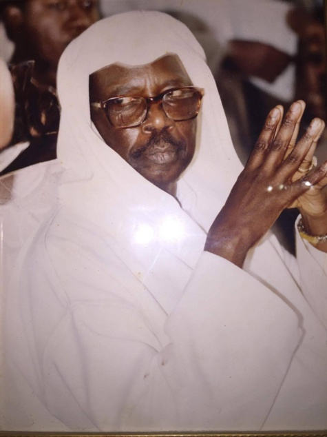 Serigne Cheikh Ahmed Tidiane Sy Al Maktoum